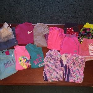 Girls size 10/12 LOT (21 pieces)